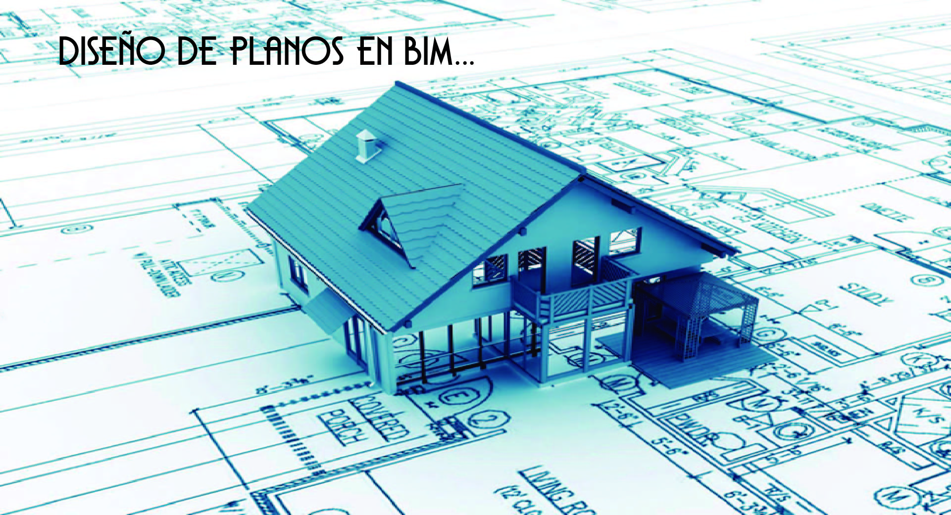 Diseño de planos en BIM